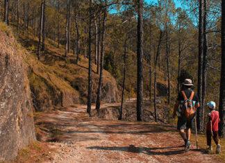 Wycieczka z dzieckiem w góry